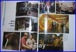 Los Angeles County Sheriff 1981 Yearbook A Must Have Vintage Buy It Now B4 Gone
