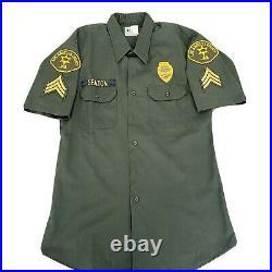 Los Angeles County Sheriff Shirt