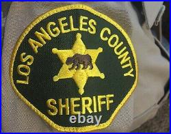 Los Angeles County Sheriff Uniform Size 15.5 33 Great Condition 2 Arm Patches