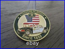 Los Angeles County Sheriffs Department A Tradition of Service Challenge Coin