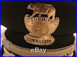 Los Angeles County sheriffs department