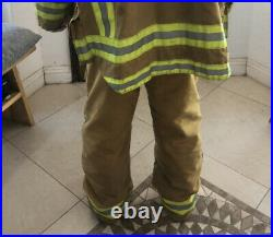 Los Angeles Morning Pride Honeywell firefighter turnout bunker pants LAFD county