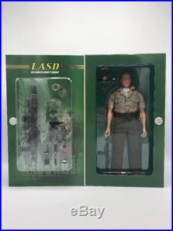 MIB NRFB BBI Military LASD Los Angeles County Officer Burns 16 Scale 12 W9