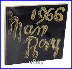 Man Ray An Exhibition Organized by the Los Angeles County Museum 1966 1st ed