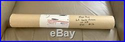 Man Ray Poster Los Angeles County Museum Of Art 1966. Original number 12