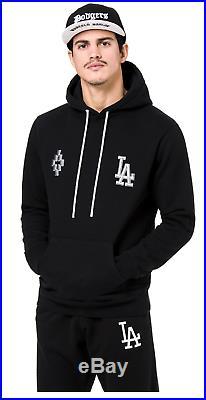 Marcelo Burlon County of Milan MLB Los Angeles Dodgers Hoodie, Size M