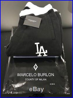 Marcelo Burlon County of Milan, MLB Los Angeles Dodgers Sweatpants, Size M