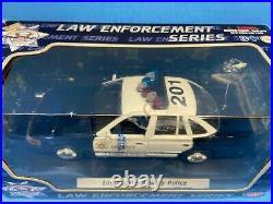 Motormax Law Enforcement Series 124 Los Angeles County Police