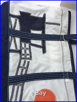 NWT BOYD Sailcloth TOTE BAG Los Angeles County Lifeguard Stand Shore Bag XL RARE