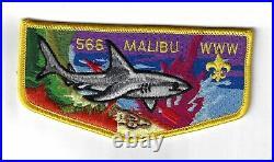 OA 566 Malibu S11 Flap YEL Bdr. Western Los Angeles County, California JB-1960