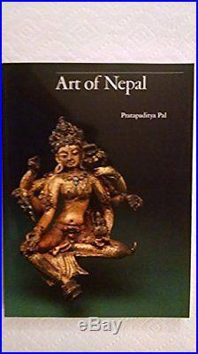 PRATAPADITYA PAL Art of Nepal A Catalogue of the Los Angeles County Museum of