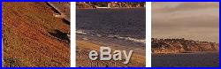 Poster Print Wall Art entitled Coastline, Redondo Beach, Los Angeles County