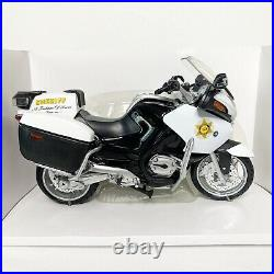 RARE Los Angeles LA County Sheriff's Department Motorcycle BMW R1200RT-P Police