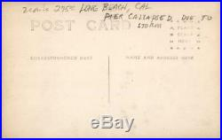 RPPC Long Beach, CA Pier Collapsed Due to Storm Los Angeles County California
