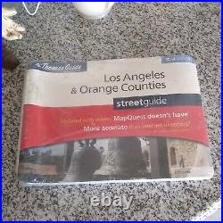Rand McNally Los Angeles & Orange Counties Street Guide NEW