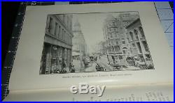 Rare 1902 LOS ANGELES City & County CALIFORNIA Chamber of Commerce PHOTO BOOK