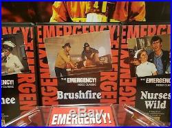 Rare! Code 3, EMERGENCY, Los Angeles County, Ward Lafrance Pumper, LOOK! EXTRAS