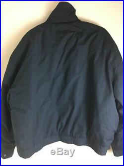 Rare Vintage County of Los Angeles City Fire Department Fireman Jacket Coat