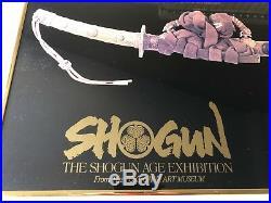 Shogun The Shogun Age Exhibition Los Angeles County Museum of Art Poster, 32