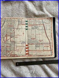 The New Renie Atlas of Los Angeles and Orange Counties Cities