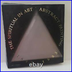 The Spiritual In Art Abstract Painting 1890-1985 Los Angeles County Museum Book