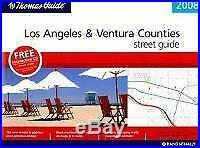 The Thomas Guide 2008 Los Angeles & Ventura County, California Thomas Guide Los
