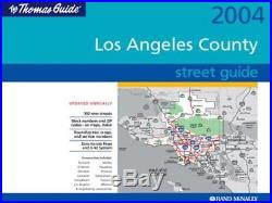 Thomas Guide 2004 Los Angeles County Street Guide Thomas Guide Los Angeles Cou