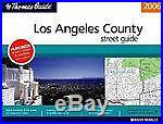 Thomas Guide Los Angeles County (2005, Paperback)
