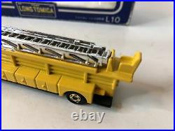 Tomy Long Tomica 1110 Scale Fire Truck Japan #31 Los Angeles County