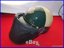 Vintage Los Angeles County Sheriff Motorcylce/riot Helmet, Chips Mini Badge Pin