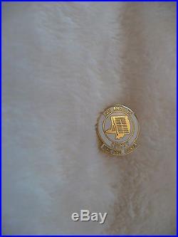 Vs- Los Angeles County Secretarial Council Pin Back #48458
