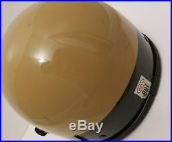 Vintage County of Los Angeles California Sheriff's Motorcycle Helmet
