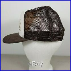 Vintage LA Los Angeles County Fair Snap-back Mesh Trucker Hat Cap Excellent Cond