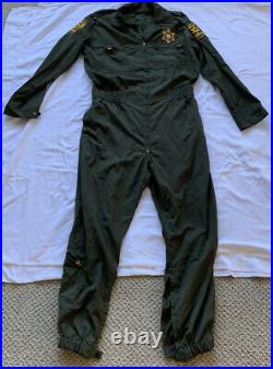 Vintage Los Angeles County Sheriff Issue Jumpsuit Rare
