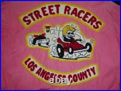 Vintage Street Racers Los Angeles County Hotrod Mcgregur Talon Zip Mcgregor