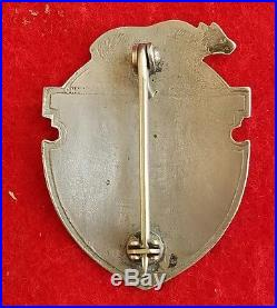 Vintage and obsolete 1920s Los Angeles County Deputy Sheriff's badge
