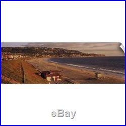 Wall Decal entitled Coastline, Redondo Beach, Los Angeles County, California
