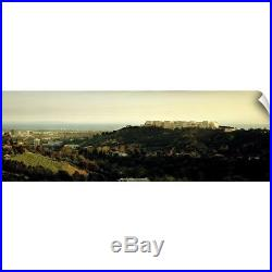 Wall Decal entitled High angle view of a city Santa Monica Los Angeles County